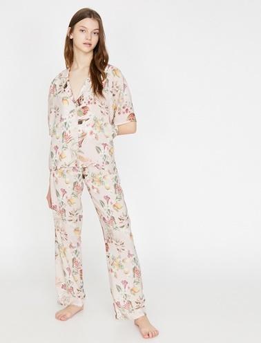 Koton Pijama altı Pembe